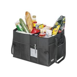 WEDO Kofferbak BigBox Shopper  L - Zwart OP=OP