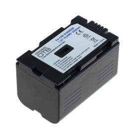 Original OTB Accu Batterij Panasonic CGR-D220 e.a. - 2200mAh