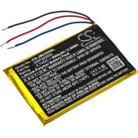 Accu Batterij JBL Clip 2 GSP383555 CS-JMC200SL 800mAh