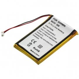 Accu Batterij Garmin Nüvi 300 e,a. 010-00538-78