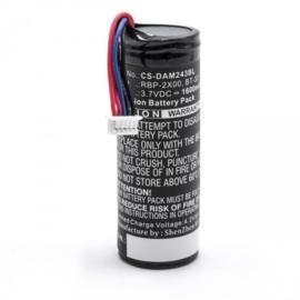 Accu Batterij Datalogic QBT2X, Datalogic QBT2430 e.a. - 1600mAh 3.7V