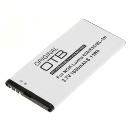 Accu Batterij Nokia Lumia 630 635 e.a. BL-5H - 1650mAh