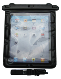 OTB strandtas PVC voor o.a. iPad 1/2/3/4 Samsung Galaxy Tab 2 10.1 Transparant