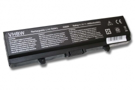 Originele VHBW Accu Batterij Dell Inspiron 1525 - 4400mAh