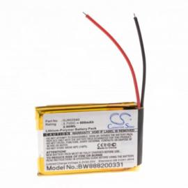 Accu Batterij JBL Wind GJ802540 Luidspreker - 800mAh 3.7V