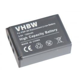 Accu Batterij voor Fuji NP-85 SL245 SL280 SL260 SL305 SL1000 S1