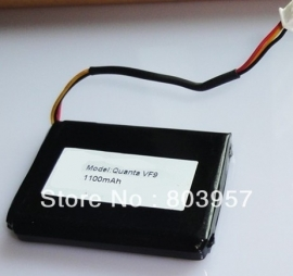 Accu Batterij TomTom One - Edinburgh VF9 - Li-Ion  (707114)