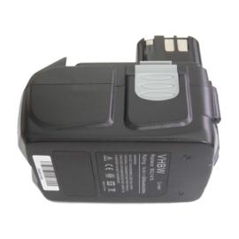 14,4V VHBW Accu Batterij Hitachi BCL 1415 - 3000mAh Li-Ion