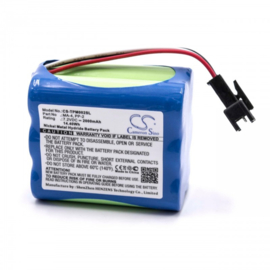 VHBW Accu Batterij Tivoli PAL BT / PAL+ - 2000mAh