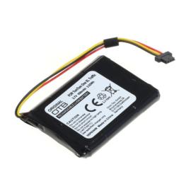 Accu Batterij TomTom One XL 340 - VF3 / R2 e.a. - 950mAh