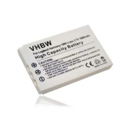 VHBW Accu Batterij Logitech M12B - 1000mAh 3.7V