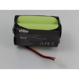 VHBW  Accu Batterij 02100A-10 - 1500mAh 4.8V