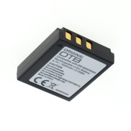 Original OTB Accu Batterij Voigtländer Virtus XM 8600 - 1000mAh