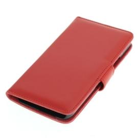 Bookstyle Case hoesje HTC One M9 - Rood OP=OP