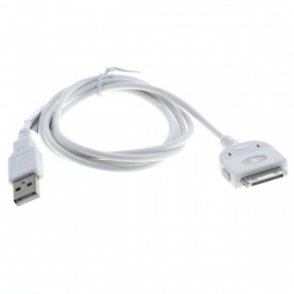OTB USB datakabel voor Apple iPad 2 - Wit