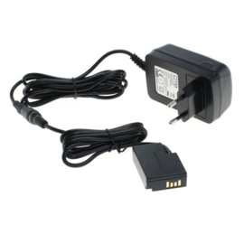 OTB 100 – 240V Adapter Voeding Oplader Canon ACK-E18 LP-E17