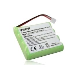 Accu Batterij Philips MT700D04C051 - 700mAh 4.8V
