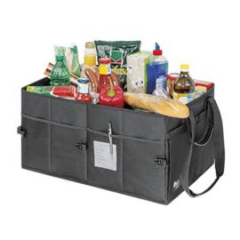 WEDO Kofferbak BigBox Shopper  XL- Zwart OP=OP