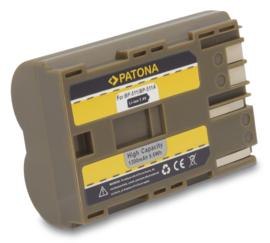Patona Accu Batterij Canon BP-511 BP-511A BP-508 - 7.4V 1300mAh