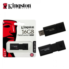 Kingston 16GB Data Traveler 100 G3 USB 3.0 Flash Drive