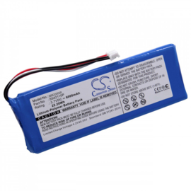 Accu Batterij JBL Pulse 2 5542110P CS-JMP200SL 6000mAh