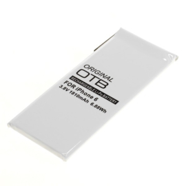 Accu Batterij Apple iPhone 6 - 616-0809 e.a. - 1810mAh