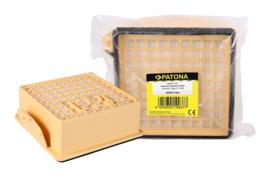 PATONA Hepa filtersysteem pollenfilter voor Vorwerk Tiger VT260