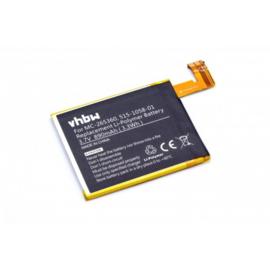 Accu Batterij voor Amazon Kindle 4, Kindle 6, D01100 etc. 890mAh