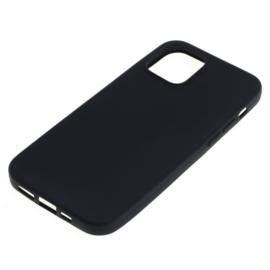 "OTB TPU Case Apple iPhone 12 Pro 6.1"" - Zwart"