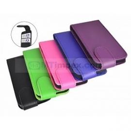 Flipcase hoesje Sony Xperia M2 - Zwart  (MT9025553ZW) OP=OP