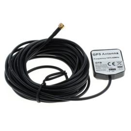 GPS Antenne met haakse MCX en magneetvoet