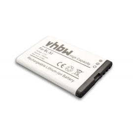 Accu Batterij JBL Play Up MD-51W TM533855 - 1350mAh