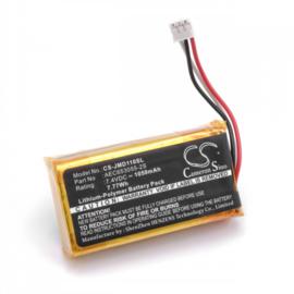 Accu Batterij JBL AEC653055-2S CS-JMD110SL JBL Flip 1050mAh