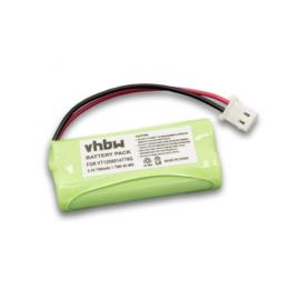 VHBW Accu Batterij VT1208014770G - 700mAh 2.4V