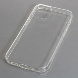 """OTB TPU Case Apple iPhone 12 Mini 5.4"""" - Transparant"""