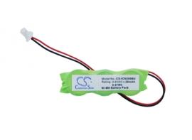 Bios Cmos Batterij 317-200-001 - 3,6V 20mAh
