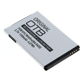 Originele OTB Accu Batterij HTC BA S420 - 1100mAh