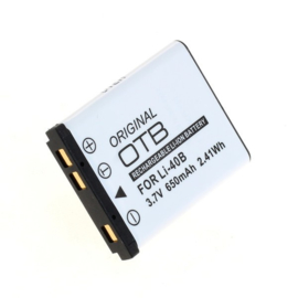 Original OTB Accu Batterij 650mAh Traveler Super Slim XS80