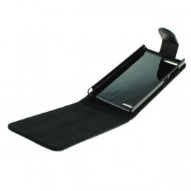 Flipcase Huawei Ascend P7 Mini - Zwart (OP=OP)