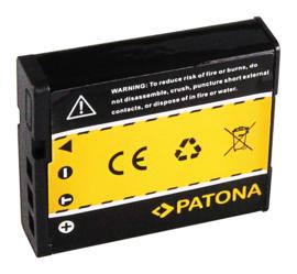 Patona Accu Batterij Cameron Sino CS-NP130CA - 1500mAh 3.7V