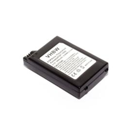 VHBW Accu Batterij voor Sony PSP-1000 PSP110ML - 1800mAh