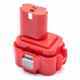 9.6V VHBW Ni-MH Accu Batterij Makita 6200D e.a. - 3000mAh