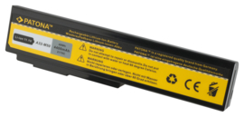 Patona Accu Batterij Asus G50 / Asus L50 - 11,1V 4400mAh
