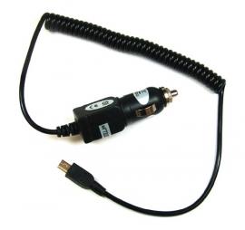 Autolader 12V 24V voor Blackberry 6510