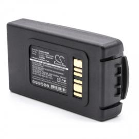 CS Accu Batterij voor Datalogic Skorpio X3 - 5200mAh 3.7V