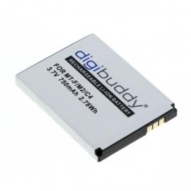 Accu Batterij Motorola BD50 AVM FRITZ!Fon MT-F - 750mAh