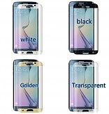 Full Cover CURVED Glass Samsung Galaxy Note 8 N950F- Transparant