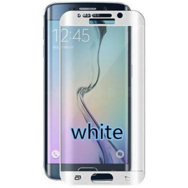 9H Glas Protector Wit - Galaxy S7 SM-G930F - CURVED
