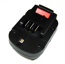 12V Accu voor Black & Decker A12 / A12EX / A12-XJ 2000mAh