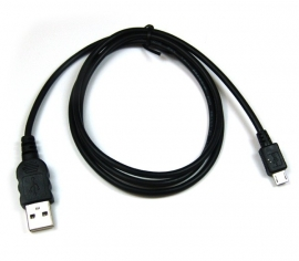 OTB 2in1 USB datakabel Micro USB - 1,0m